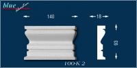 Marcus 100-K2 ablak sordíszek Félix