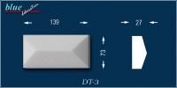 Avitus DT-3 ablak sordíszek Gergő