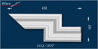 Oszkár 102 jobb oldali dupla ablak sarokelem