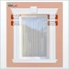 Titus 100-K1 ablak sordíszek Gergő